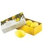 Bronnley Lemon Soap, 3 x 3.5oz