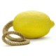 Bronnley Lemon Soap on a Rope, 8.8oz