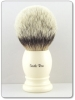 Savile Row 3132 silvertip badger 32mm knot