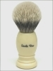 Savile Row 3224 long handle silvertip badger 24mm knot