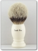 Savile Row 3228 long handle silvertip badger 28mm knot