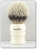 Savile Row 3330 silvertip badger 30mm knot
