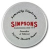 Simpsons Luxury Shaving Cream Lavender & Vetivert, 125ml