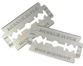 Merkur Super Platinum Stainless Double Edge Blades