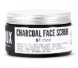 CRUX Charcoal Face Scrub, 4oz
