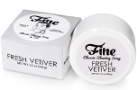 Fine Classic Shaving Soap Jar - Fresh Vetiver, 100g