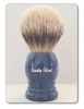 Savile Row 3124-Blue silvertip badger 24mm knot
