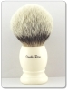 Savile Row 3130 silvertip badger 30mm knot