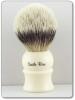 Savile Row 3322 silvertip badger 22mm knot