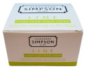 Alexander Simpson shaving cream - Lime, 180ml