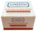 Alexander Simpson shaving cream - Sandalwood, 180ml